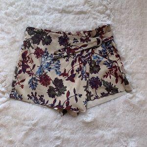 Zara mini skirt - shorts
